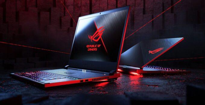 Best Gaming Laptops 2021