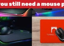 Do you still need a mouse pad?
